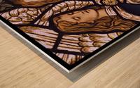 Edward Burne Jones 20 Wood print