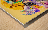 Colibri_Nanatasis_Anik_Lafreniere Wood print