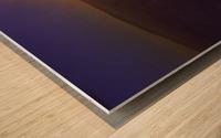 Stratosphere Wood print