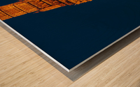 BANGKOK 04 Wood print