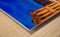 VENICE 02 Wood print