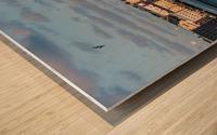 HELSINKI 01 Wood print
