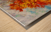 HC0310 Wood print