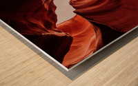 Antelope Canyon Impression sur bois