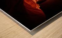 Antelope Canyon Arizona Impression sur bois