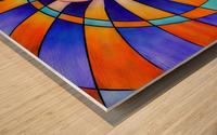 Astronella - beauty star Wood print