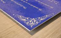 Psalm 23 5BL_1547777682.49 Wood print