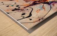 Sophia Quatre Wood print