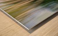 Moving Trees 30 Landcape 52 70 200px Wood print