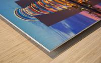 D 249 Convention Centre Wood print