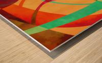 Swoop Wood print