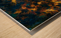 Chasm Wood print
