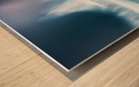 Freedom - Liberte Wood print