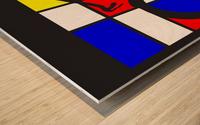 mondrian bike_1553400212.88 Wood print