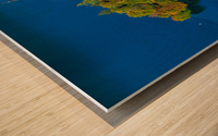 BLED 03 Wood print
