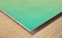 Abstract art (29) Wood print