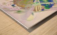 New Popular Beautiful Patterns Cool Design Best Abstract Art (4) Wood print