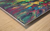Ocean Predator Wood print