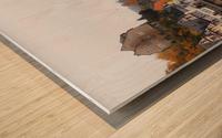 COCHEM 01 Wood print