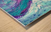 Thira Wood print