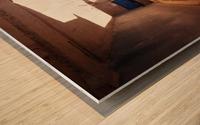 Hijaz  Wood print