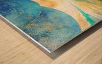 Beauty of Nature - Illustration III Wood print