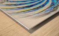 Composition Oraculaire Wood print