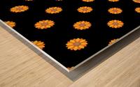 Sunflower (31) Wood print