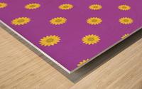 Sunflower (34)_1559875863.0428 Wood print