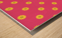 Sunflower (33)_1559876649.473 Wood print