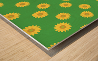 Sunflower (38)_1559876660.041 Wood print