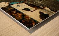 Agricultural Revolution Wood print