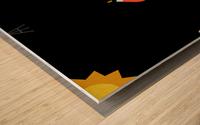 Space (19) Wood print