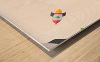 Space (13) Wood print