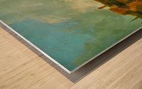 Tivoli Wood print