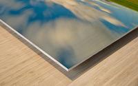 Long Exposure Goodenough Canyon Wood print