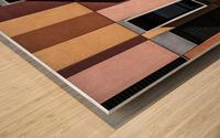 architectural design architecture building colors Wood print