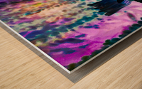 Pranadanda  Wood print