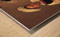 Fortune-Teller Wood print