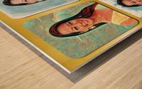 Lucy Liu pop star celebrity  Wood print