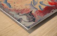 movements infinite Wood print