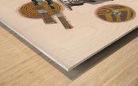 Herero Woman 5 Wood print