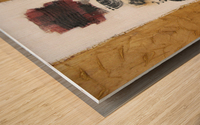 Profiling 3 Impression sur bois