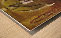 Fantasia 2 Impression sur bois