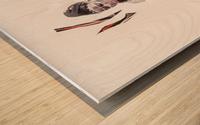 amazing grace5 Wood print
