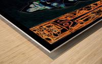 bck Kamel2 Wood print
