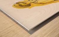 Kreol maghribia_4 Impression sur bois
