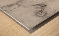 Apollo Wood print
