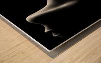 Figurative Body Parts 3 Wood print