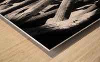 Wagon Wheels.01 Wood print